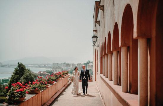 Boda Castillo Santa Catalina Málaga